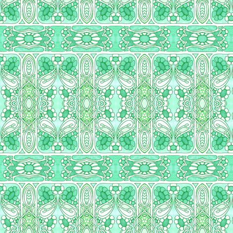 A Most Orderly Garden fabric by edsel2084 on Spoonflower - custom fabric