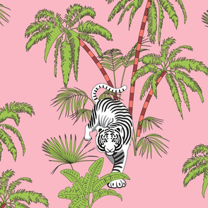 Tiger Flats - Pink