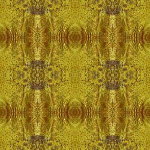 Hygge golden blanket