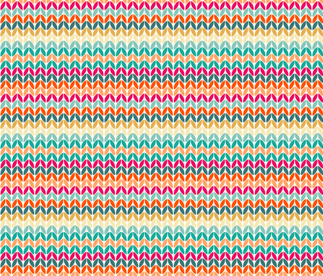 cozy knit stipes fabric by designed_by_debby on Spoonflower - custom fabric