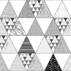 Geometric Geologic Triangles