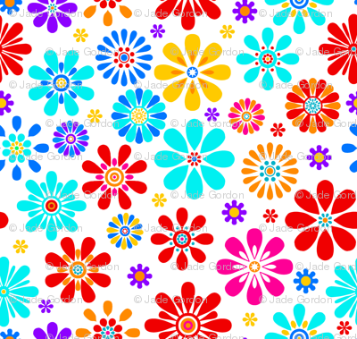 Graphical Florals 11