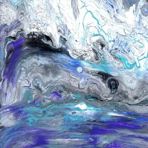 Ocean Wave Marble