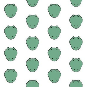 Alligator Pattern