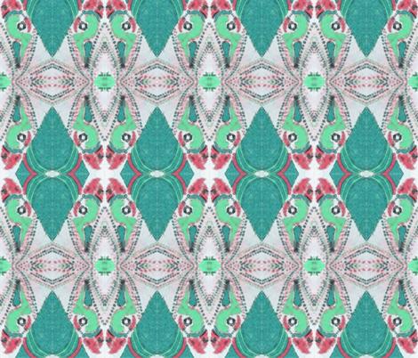 valparaiso 13 fabric by hypersphere on Spoonflower - custom fabric