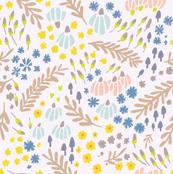 Alice in Dreamland_flower fields spring