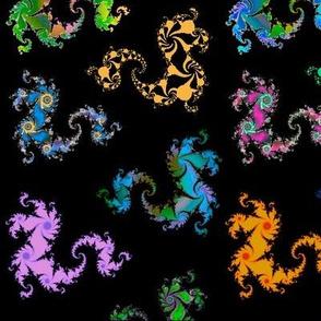 Fractal Dragons