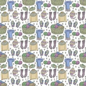 hygge soft knits 6x6