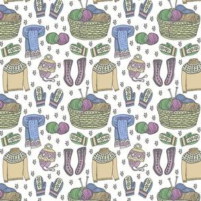 hygge soft knits 8x8