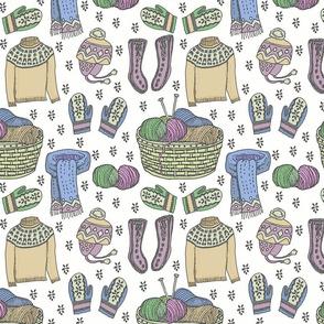 hygge soft knits 10 x 10