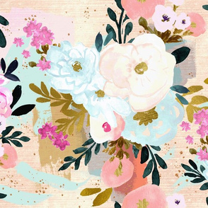 florence painterly floral