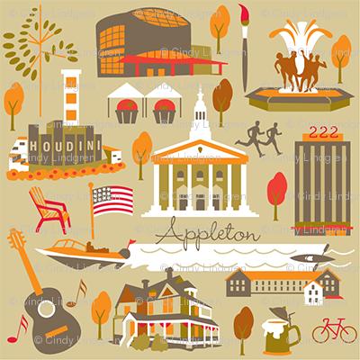 Appleton, Autumn, small