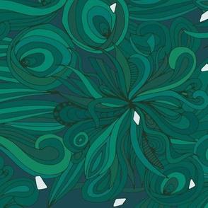 icy green ocean