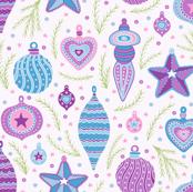 Joyful Tree Trimmings: Playful Pastel