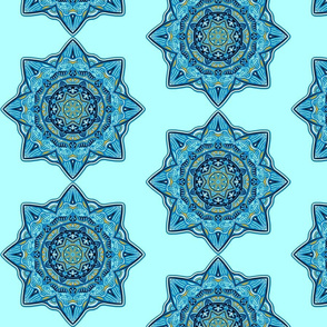 Blue Medallion 2