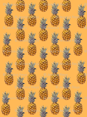 Summer Pinapples