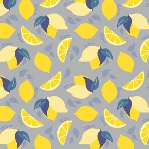 Citronnade grey