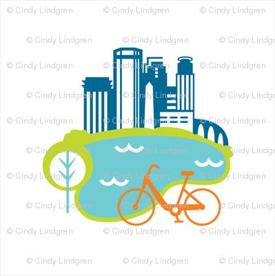 Mpls Bike panel
