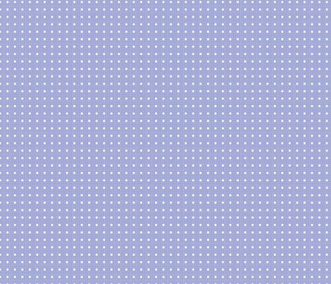 Farm Fresh Purple Dot fabric by julie_nutting on Spoonflower - custom fabric