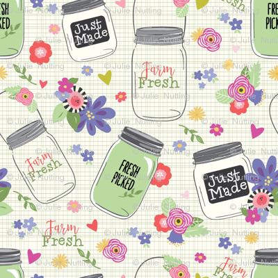 Farm Fresh Jars