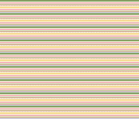 Farm Fresh Stripe fabric by julie_nutting on Spoonflower - custom fabric