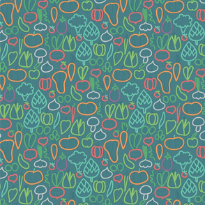 Vegetables_pattern