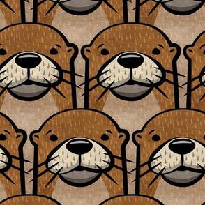 (jumbo scale) otters