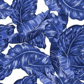 """8"""" BOHIO LEAVES BLUE"""