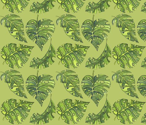 Im-a-monstera-green-8x8_shop_preview