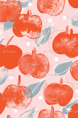 Apple Pick M+M Icing+Ruby by Friztin