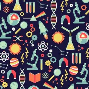 Science Studies (Navy)