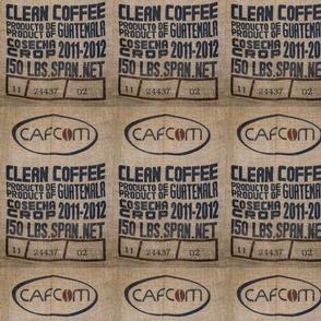 Guatemalan Coffee Bag