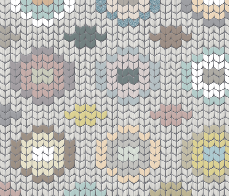 Wooly fabric by spellstone on Spoonflower - custom fabric