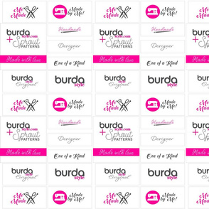 BurdaStyle Garment Tags