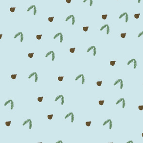 Pine-cones-_-boughs-pattern