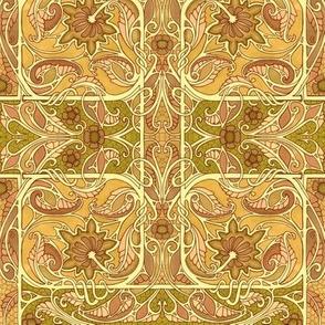 Complicit in a Plot to Art Nouveau