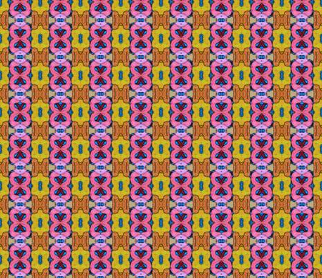 Valparaiso 71 fabric by hypersphere on Spoonflower - custom fabric