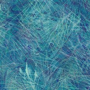lapi lazuli and teal