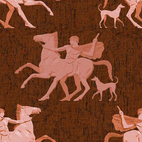 Greek Antiquities 3d fabric by muhlenkott on Spoonflower - custom fabric