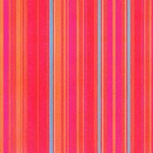Orange And Aqua Lines