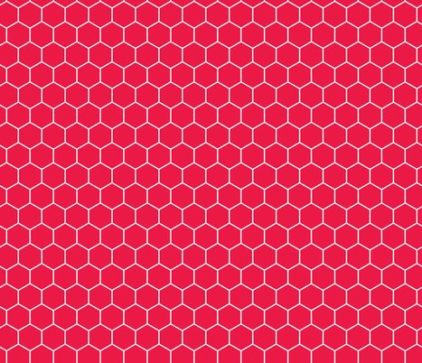 Rred-honeycomb-repeat_shop_preview