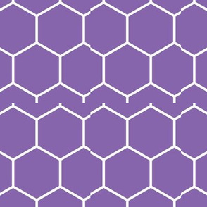 Honeycomb Violet