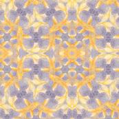 Golden Koi Pattern
