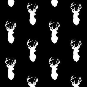 B&W Buck (black) // Small Scale