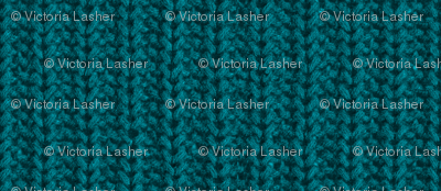 teal sweater texture
