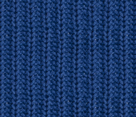 purply navy sweater texture fabric by victorialasher on Spoonflower - custom fabric