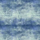 blue aqua landscape