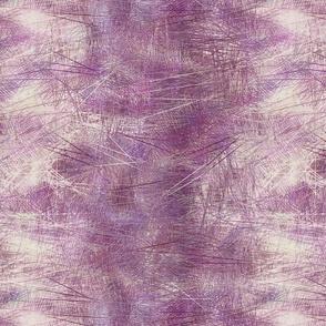 violet purple landscape
