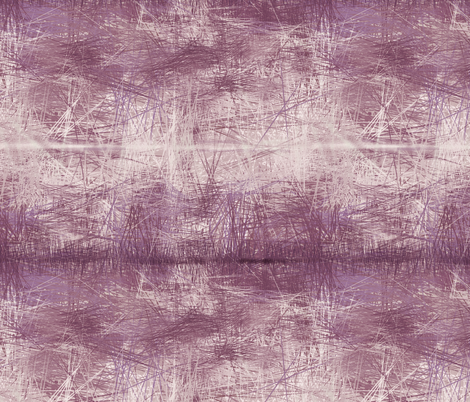 plum wine landscape fabric by wren_leyland on Spoonflower - custom fabric