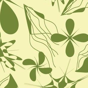 Green-Geo-Flowers